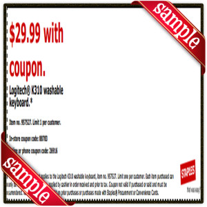 $29 Keyboard Staple Coupon Printable for April