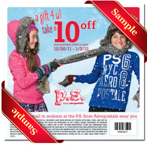 Aeropostale Printable Coupons 2013