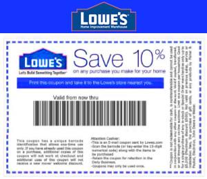 Lowes Deals