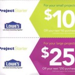 Lowes Coupon 25 off