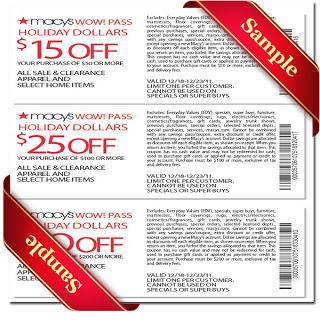 macy's free printable coupons 2013