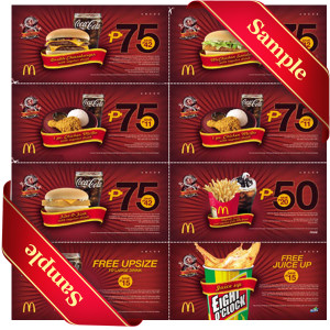 Mcdo Coupon 2015