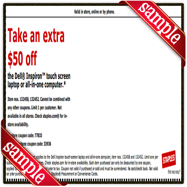 It is an image of Declarative Staples Coupons Printable 2013