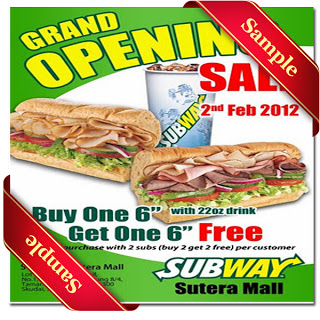 picture about Printable Subway Coupons titled Subway Printable Coupon December 2016