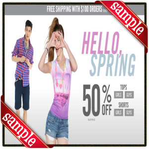 Aeropostale Discount April 2013