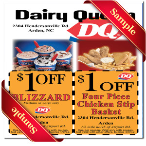 dairy queen coupons 2013