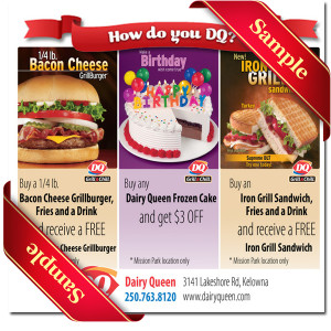 Coupons for dairy queen ice cream