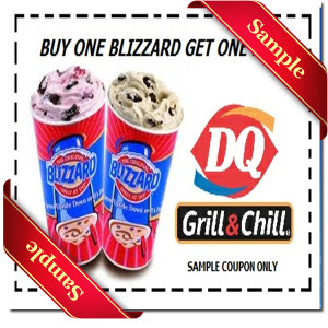 dairy queen coupons 2013 printable