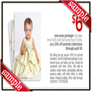 jc portrait printable coupon 2013 April