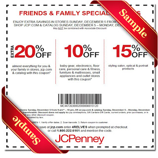 jcpenney coupons 2013
