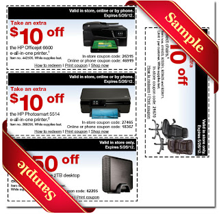 staples coupon new 2013