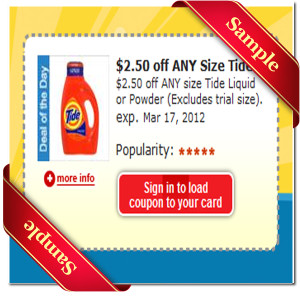 tide coupons 2013 free printable