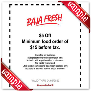 Beja fresh Coupon