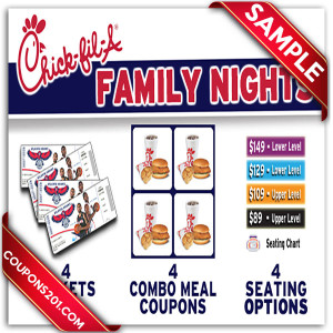Chick-Fil-A 2015 Coupons