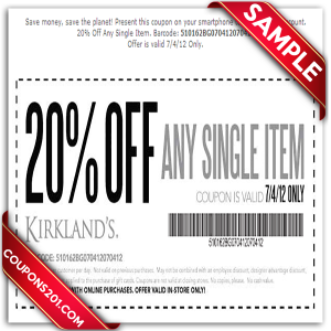 Coupons Kirklands