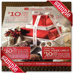 Fannie May Printable Coupons