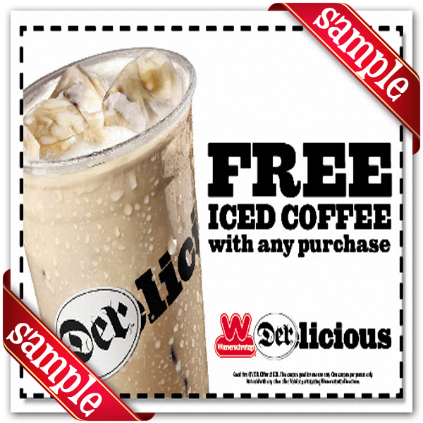 Free coffee coupons