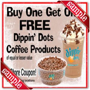 Free Printable Dippin Dots Coupons