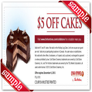 Get Free Printable Cold Stone Creamery Coupon Online