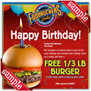 Get Free Printable Fuddruckers Coupon Online