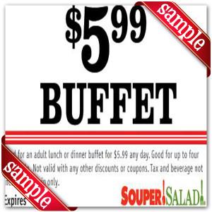 Get Free Printable Souper Salad Coupon Online