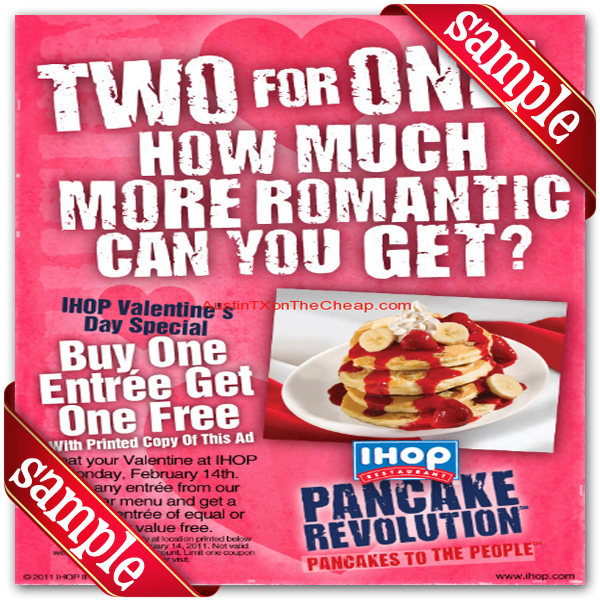 Ihop Printable Coupons 2014 Ihop Printable Coupons