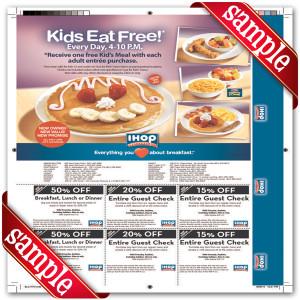 Ihop restaurant coupons