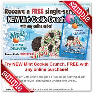 Latest Dippin Dots Coupon For 2016