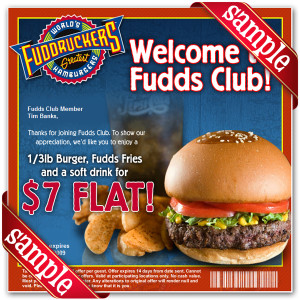 Latest Fuddruckers Coupon For 2014