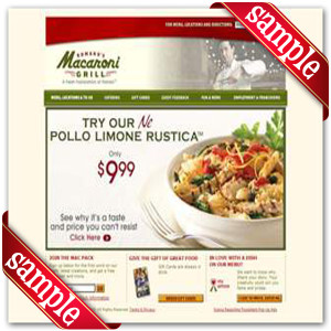 Latest romano's macaroni grill Coupon for 2016