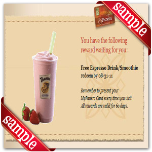 Panera Bread Off Coupon 2014