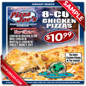 Printable Pizza Joes Coupons