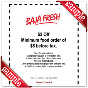 Printable Beja fresh Coupon