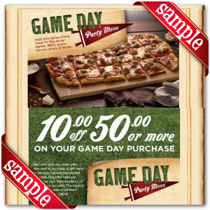 Printable Bertuccis Coupons