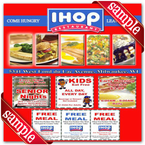 Printable Coupons For Ihop