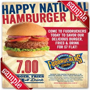 Printable Fuddruckers Coupon 2013