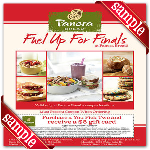 Printable Panera Bread Coupons