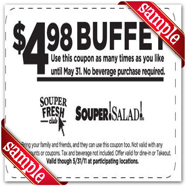 Get Adult Buffet for $ Limit 4 Per Coupon. Dine-in and Take-Out Only. Valid at Albuquerque, Arlington, Colorado Springs, Lewisville, Phoenix-Metro Pkwy, Pueblo, San .