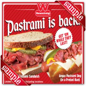 Wienerschnitzel menu coupons