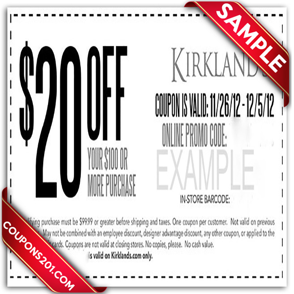 Kirklands Printable Coupon December 2016 Kirklands Coupons Printable  Kirklands  Printable Coupons universalcouncil info. Kirklands Printable Coupons   penncoremedia com