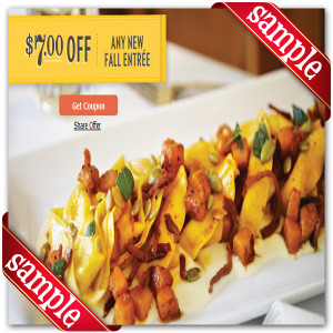 romano's macaroni grill Online Coupons