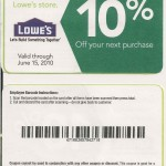 Lowe's-Coupon