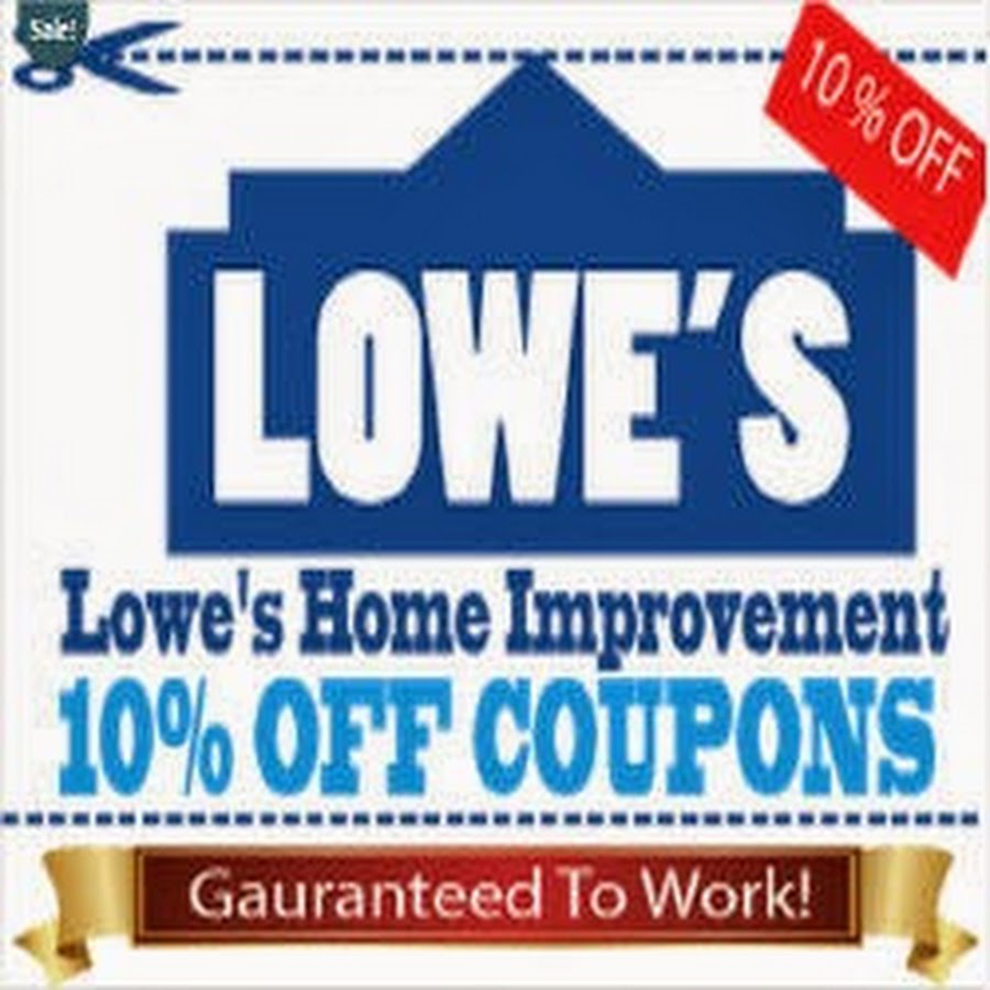 Lowes coupon lowes coupons lowes promo codes share the knownledge