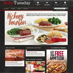 Ruby Tuesdays Printable Coupon August 2019